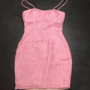 Dolce & Gabbana Vintage Pink Dress